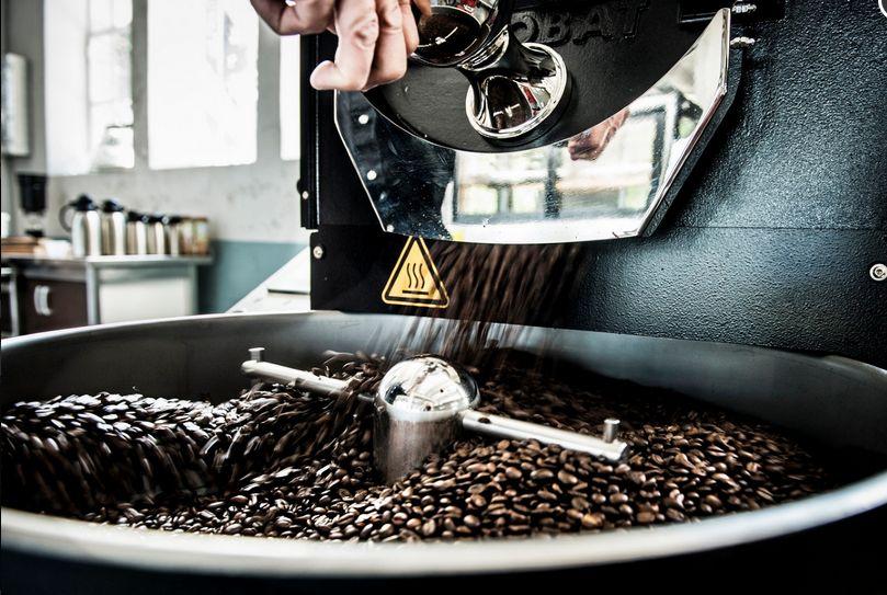 Probat koffiebrander